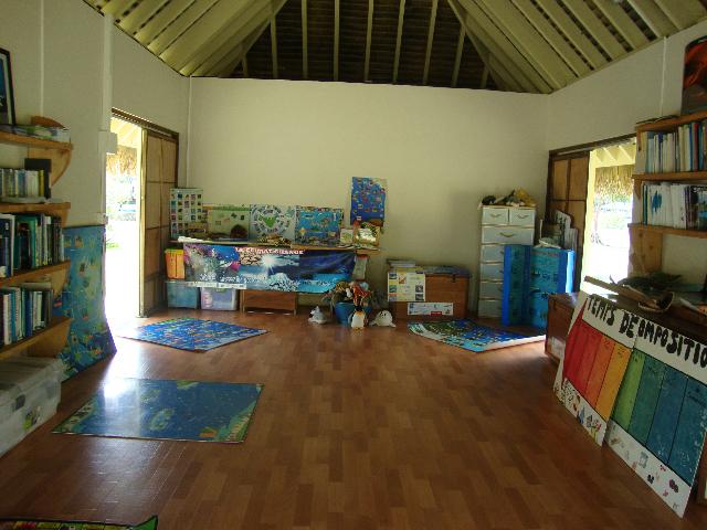 Fare Education - Education Room