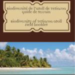 3. Photo Guide de terrain Biodiversité de l atoll de Tetiaroa