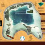 Affiche Atoll de Tetiaroa