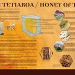 Affiche Le miel de Tetiaroa