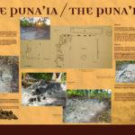 Affiche Les marae de Tetiaroa