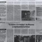 2013-04-18-Te mana o te moana de Moorea a représentée le fenua- La depeche copie